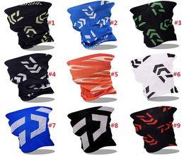 Wholesale magic ski - 9 colors Bicycle Magic scarf Cycling Masks Motorcycle Barakra Hat Cycling Caps Outdoor Sport Ski Mask CS dust head set Tactical Mask MMA371