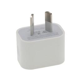 Un seul port USB isolé chargeur de prise AU, sortie DC 5V, adaptateur secteur 2A, utilisé pour iPhone, iPad, téléphones mobiles Samsung, comprimés en gros ? partir de fabricateur