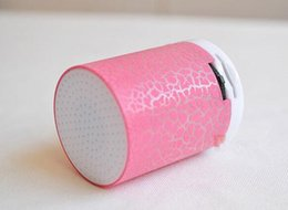 Wholesale Mini Usb Computers - Asinee LED Portable Mini Bluetooth Speakers Wireless Hands Free Speaker With TF USB FM Mic Blutooth Music For Mobile Phone iPhone 6 7plus