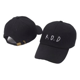 j hats Promo Codes - Luoguoguo Rapper J. Cole Cap K.O.D Dad Hat Pure Cotton Embroidery Women Men Baseball Cap Snapback Fashion Hip Hop Unisex Hats