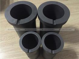 Wholesale Metal Furnace - 1PC Graphite Crucible 1kg Gold Silver Melting Casting Metal Furnace Top Quality SMB 71115313-1KG