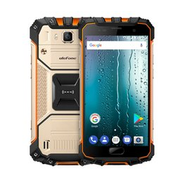 Wholesale Gravity Water - Ulefone Armor 2S 2GB+16GB MTK6737T Quadcore Android 7.0 Waterproof 13MP 3G WCDMA 4G LTE 5.0inches Mobile Phone