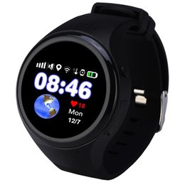 Wholesale Watch Phone Touch Screen Wifi - Kids Touch Screen GPS Smart Watch WIFI Positioning Children Old man phone SOS Baby Tracking Watch Anti Lost Tracker SIM Card