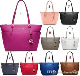 Wholesale Purses Brand Names - 2018 styles Handbag Famous Designer Brand Name Fashion Leather Handbags Women Tote Shoulder Bags Lady Leather Handbags Bags purse 820 MK