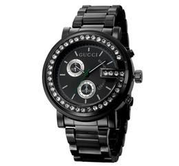 Flor plegada online-Oro mujer diamante flor relojes 2018 marca enfermera de lujo vestidos de señoras hebilla Plegable reloj de pulsera regalos para niñas