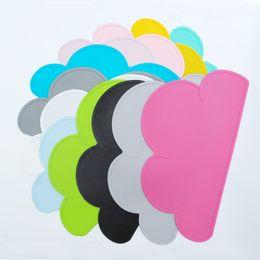 Baby placemat online-Tovaglietta impermeabile per bambini Tovaglietta per neonati Tovaglietta per bambini con piatti a forma di nuvola
