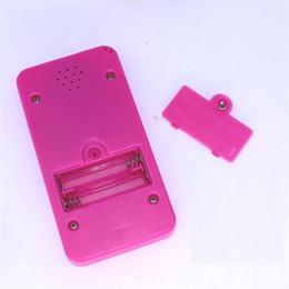 Abbyfrank Arabe Langue Musical Téléphone Mobile Jouets Enfants Téléphone Machines Histoire Éducatif Jouet Celular Brinquedo Telefon ? partir de fabricateur
