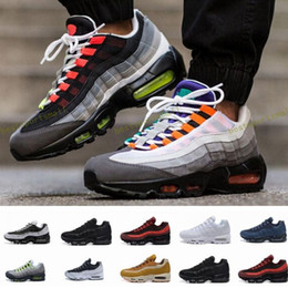 8e38ccc0dfcf92 Discount max shoes - 2018 95 Ultra 20th Anniversary Running shoes 95s  chaussures white designer trainer