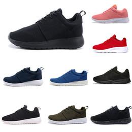 reputable site 670be f38b8 nike air roshe run one Cómodo Clásico Run Running Shoes hombres mujeres  negro Ligero Transpirable London Olympic 1.0 3.0 Zapatillas de deporte  Entrenadores ...
