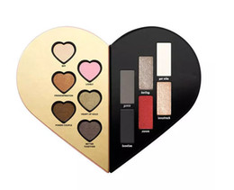 Wholesale Interlocking Hearts - Hot To Fd And Kvd Better Together Sephora Limited Edition Eyeshadow Better Ultimate Eye Shadow Interlocking Heart Eyeshadow Palette