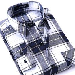 Футболки бренды фарфор онлайн-New Arrival Autumn&Winter Men's Casual Slim Shirts Flannel Plaid Shirt China  High Quality Men's Boutique Clothes