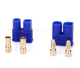 Canada 10 pièces de rechange de batterie EC3 3mm Neue EC5, type de connecteur de batterie, Gold Bullet Stecker SIND4 supplier bullet battery connectors Offre