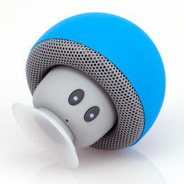 Argentina Altavoz inalámbrico Bluetooth Seta Silicon Ventosa Handfree HolderPlayer para teléfonos inteligentes Suministro