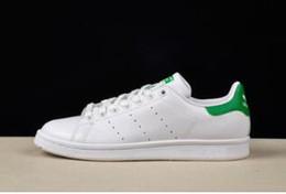 2bd3bb57820 Fábrica Por Atacado Clássico sapatos casuais novos sapatos stan moda smith  sapatilhas de couro ocasional dos homens das mulheres esporte tênis 36-44  tênis ...