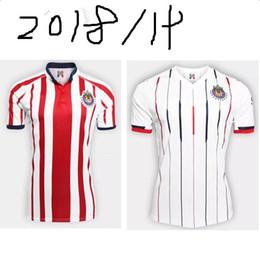 New 2019 MEXICO Club Chivas de Guadalajara Soccer Jersey thai quality Home  away A.PULIDO LOPEZ VAZQUEZ CALDERON Football Shirt 507478e92