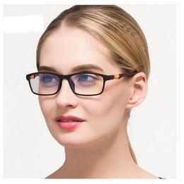 2019 fotogrammi ultem ULTEM (PEI) - Occhiali per il computer al tungsteno Occhiali da lettura resistenti alle radiazioni anti-fatica Occhiali da vista sconti fotogrammi ultem