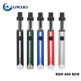 Joyetech eGo AIO ECO Kit avec 650mAh Batterie Atomiseur 1.2ml Nouvelle ECO Technologie BFHN 0.5ohm Coil Tête 100% D'origine ecigs Kits ? partir de fabricateur