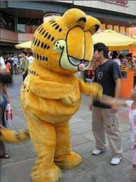 Wholesale Mascot Cartoon Character Costume - Garfield HOT- SELLING Custom Products Plush(plus plush paragraph) Cartoon Character Costume mascot Garfield
