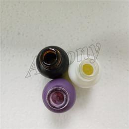 Wholesale Full Skins - New Brand Makeup 24k Rose Gold Elixir Radiating Moisturizer-BNIB-30ml face care Essential Oil purple white black
