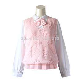 2019 giacche maglioni per ragazze Gilet maglione maglione gilet in jersey da donna giacche maglioni per ragazze economici