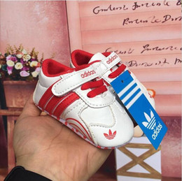 Wholesale Kids Winter Shoes Girls - baby Canvas Shoes 0-18 month Boys Shoes start Comfortable Girls Baby Sneakers Kids Toddler Shoes