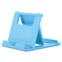 Support de support d'angle réglable pliable de bureau universel pour la promotion de téléphone portable de tablette ? partir de fabricateur