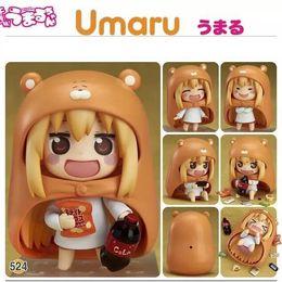Figuras de barro on-line-Anime Girl Figura Hot Anime Umru Q Versão Clay 524 # Umru Rosto Móvel Boneca Figura de Ação Ornamentos
