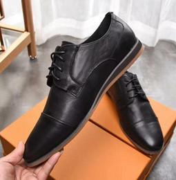 scarpe di cuoio importate Sconti 5A 6013260 Le nuove mode sono scarpe da  uomo in pelle 97138cf5213
