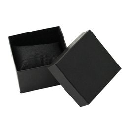 Wholesale Paper Presents - Fabulous Durable Present Gift Watch Box Carton Paper Case For Bracelet Bangle Jewelry Watch Box