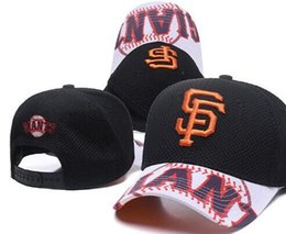 0ee93f32905 2019 Sports baseball Cap Giants Curved Brim flat SF hat Slouch Embroidery  Thounds styles outlet Adjustable Snapbacks Hats Drop Shipping