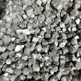 Pyrit gold online-200g Natürliche Pyrit-Stein-Minenpräparate Crystal Healing Großhandel, echte Rohpyrit Nuggets Freeform Eisen Gold Box quadratischen Würfel