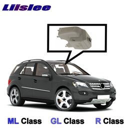 Wholesale mercedes w164 - wholesale Car Black Box WiFi DVR Dash Camera Driving Video Recorder For Mercedes Benz ML M GL R Class MB W164 X164 W251 2005~2012