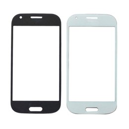 Wholesale Galaxy Ace Touch - For Samsung Galaxy ACE 4 G357 SM- G357FZ Replacement Front Outer Screen Glass Lens+Tools Free Shipping