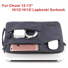 2019 compresse chuwi Manicotto della moda per CHUWI Hi12 Hi13 Hibook 12.3 Tablet PC Laptop Custodia per Chu wi HI 12 13 CW02 Lapbook Handbag Cover compresse chuwi economici
