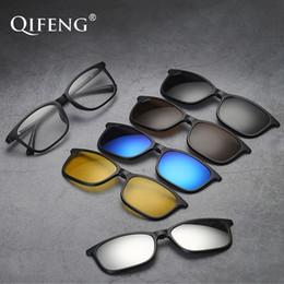 7035f7d5fd bisagra de resorte de gafas Rebajas QIFENG Óptico Marco de Espectáculo  Hombres Mujeres Primavera Bisagra TR90