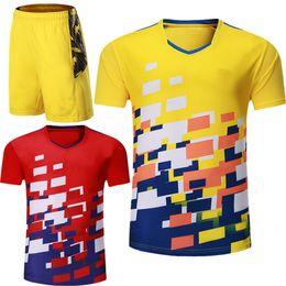 Neue 2018 Victor badminton tragen t-shirt, Malaysia Wettbewerb badminton Kleidung Männer / frauen Kleidung jersey Schnell trocknende tischtennis shorts von Fabrikanten