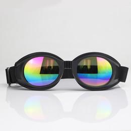 0ec6862d92 NUEVA llegada de la Segunda Guerra Mundial Vintage Harley gafas de moto de estilo  piloto gafas de moto Retro Jet casco Eyewear 3 lentes de color Ofertas de  ...