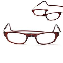 Gafas de lectura magnética con dioptrías +1.0 +1.5 +2.0 +2.5 +3.0 +3.5 +4.0 Hombres Mujeres Gafas Personas mayores 3 colores desde fabricantes
