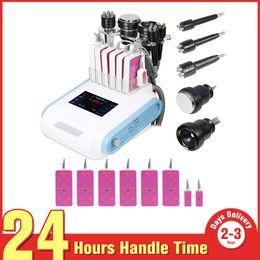 Máquinas de cavitación 3d online-4in1 Unoisetion Cavitation 2.0 3D RF Vacío Multipolar Tratamiento de celulitis Beauty Machine + 1MHz Dispositivo de elevación de limpiador facial ultrasónico