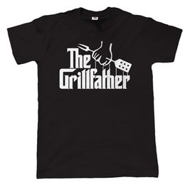 Argentina The Grill Father Hombre Funny BBQ T Shirt, Barbecue Smoker Gift Him Dad Grandad Suministro