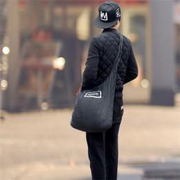 Rotolare i sacchetti di stoccaggio online-Shopping bag Nautiloop portatile Borse a tracolla in nylon ad alta densità ad alta densità per arrotolare la custodia da viaggio Facile da accettare 7 5qw BB