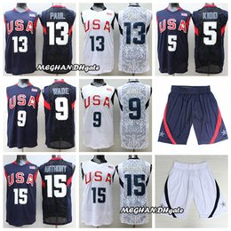 51b800bd258 ... where can i buy 2008 olympics dream dream eight team 9 dwyane wade 15  carmelo anthony