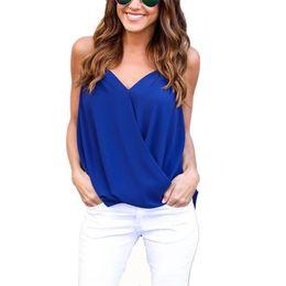 594ebc23516 4xl 6xl blouses Coupons - S-6XL Plus Size Women Summer Chiffon Blouses  Shirts Lady