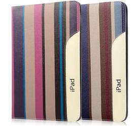 ipad air / air2 cubierta protectora de la pulgada, Apple Tablet PC cubierta protectora del paquete completo por Purple Stripe desde fabricantes