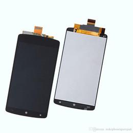 2020 display lcd lc nexus schermo Display LCD nero e touch screen digitizer per LG Google Nexus 5 D820 D821 OEM display lcd lc nexus schermo economici