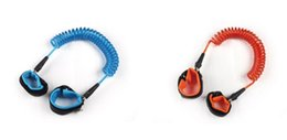 1.5 m Mode Bébé Enfant Enfants anti bracelet perdu Poignet Lien Harnais de Sécurité Sangle Corde Laisse avec connecteur en métal livraison gratuite rapide ? partir de fabricateur