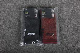 lbj elite Promotion LBJ haut tube James elite chaussettes épaissie bas de la serviette bas de sport bas professionnel de basket-ball hommes