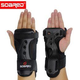 Gant de protection de ski de snowboard réglable Gant de poignet allongé de patinage de palme Gant de soutien de palme de support de protection ? partir de fabricateur