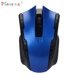 Wholesale Usb Advance - Mosunx Advanced mouse Mini gaming mous e2.4GHz Wireless Gaming Mouse USB Receiver Pro Gamer For PC Laptop Desktop 2017 1PC
