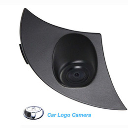Wholesale Toyota Camry Car Camera - Atuo Parking System Car Front View Parking Logo Camera for Toyota Camry Highlander RAV4 Prado Corolla Mirror Normal Image